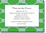 Boatman Geller - Nautical Knot Kelly Invitations
