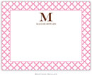 Boatman Geller - Bristol Petite Pink Birth Announcements/Invitations