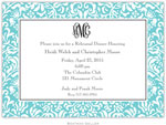 Boatman Geller - Chloe Teal Birth Announcements/Invitations