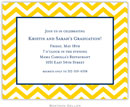 Boatman Geller - Create-Your-Own Birth Announcements/Invitations (Chevron)