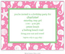Boatman Geller - Create-Your-Own Birth Announcements/Invitations (Jetties)