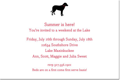 Boatman Geller - Fetch Birth Announcements/Invitations