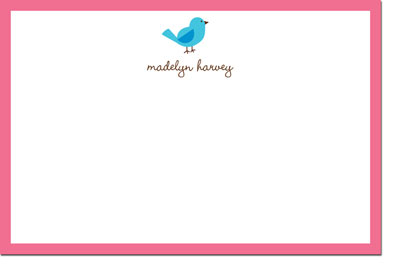 Boatman Geller - Birdie Birth Announcements/Invitations
