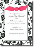 Boatman Geller - Black Blossom Invitations