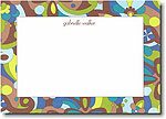 Boatman Geller - Mod Flower Invitations