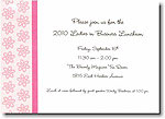 Boatman Geller - Pink Lace Invitations