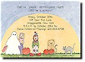 Blue Mug Designs - Halloween Invitation (PBP-35)