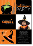 Noteworthy Collections - Halloween Photo Cards (3-Squared Halloween 1)