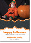 Noteworthy Collections - Halloween Photo Cards (Book Plate Spider Web)