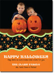 Noteworthy Collections - Halloween Photo Cards (Book Plate Halloween Stars)