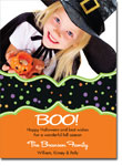 Noteworthy Collections - Halloween Photo Cards (Book Plate Halloween Dots)