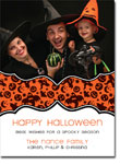 Noteworthy Collections - Halloween Photo Cards (Book Plate Spooky)