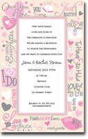 Paper So Pretty - Invitations (Wedding Wishes - Wedding)