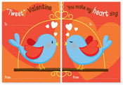Paper So Pretty - Fill-in Invitations & Thank You Notes (Love Birds)