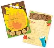 Paper So Pretty - Fill-in Camp Notes (Camp Notes)