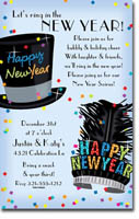 Paper So Pretty - Invitations (New Year Celebration)