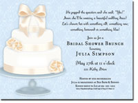 Paper So Pretty - Invitations (Fancy Wedding Cake)