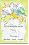 Picture Perfect - Invitations (Baby Basket)