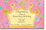 Picture Perfect - Invitations (Crown)