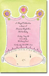 Picture Perfect - Invitations (Crown Princess)