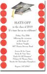 Picture Perfect - Invitations (Gradtastic Red)