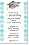 Picture Perfect - Invitations (Gradtastic Turquoise)