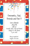 Picture Perfect - Invitations (Fireworks)