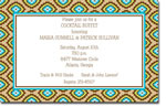Picture Perfect - Invitations (Diamond Daisy Turquoise)