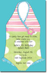 Picture Perfect - Invitations (Flower Suit)