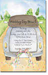 Picture Perfect - Invitations (Just Married)