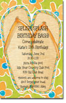 Picture Perfect - Invitations (Flip Flop)