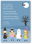 Stacy Claire Boyd - Halloween Invitations (Trick or Treat)