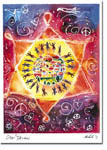 Michele Pulver/Another Creation Jewish New Year Cards - Star Dream