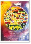 Michele Pulver/Another Creation Jewish New Year Cards - O Jerusalem