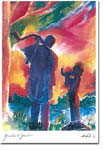 Michele Pulver/Another Creation Jewish New Year Cards - Generation to Generation