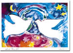Michele Pulver/Another Creation Jewish New Year Cards - World Peace II