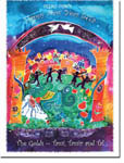 Michele Pulver/Another Creation Jewish New Year Cards - New Year Greetings Flat