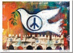 Michele Pulver/Another Creation Jewish New Year Cards - Peace is the Word