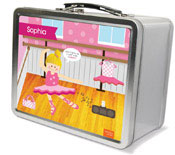 Spark & Spark Lunch Box - Ballerina Studio (Blonde Girl)