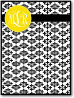 Devora Designs - Magnetic Buletin Boards/Magulletin (Damask) (MAG-02)