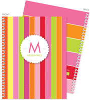Spark & Spark Note Notebooks - Bold & Fun Stripes