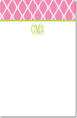 Boatman Geller - Create-Your-Own Large Notepads (Bamboo)