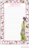 Bonnie Marcus Collection - Notepads (Fashionable Mom - Brunette)