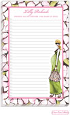 Bonnie Marcus Collection - Notepads (Fashionable Mom - Blonde)