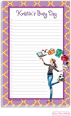 Bonnie Marcus Collection - Notepads (Mom's Busy Day)