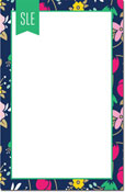 Emily Ley - Large Note Pads (Fancy Floral)