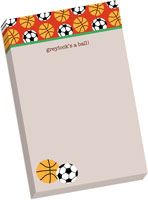 iDesign Pads - Soccer-Basketball (Normal - Camp)