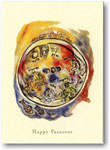 Indelible Ink Passover Card - The Seder Plate