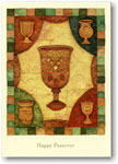 Indelible Ink Passover Card - Elijah's Cup, Plus Four