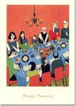 Indelible Ink Passover Card - The Family Seder
